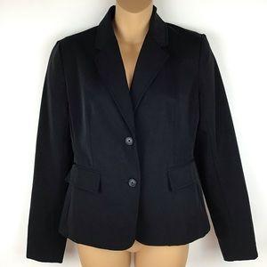 Isaac Mizrahi Black Blazer l Women's Size Small